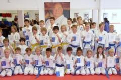 Gradering Juniorer 6 Maj 2012