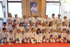 Gradering Juniorer 8 maj 2011