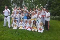 Junior Summer Camp 2013