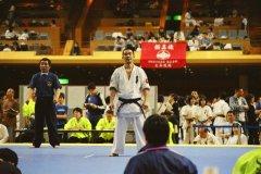 Micke i Japan 2007