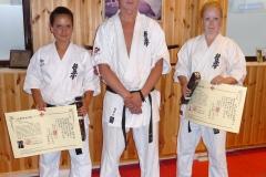 Presentation of Shodan belts