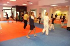 Saturday training 2012