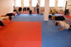 Saturday training 4 Feb 2012