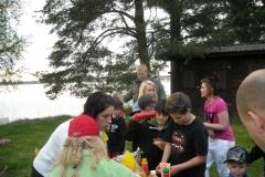 Sommarläger juniorer 2010