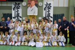 Sweden Junior Kyokushin Open 2013