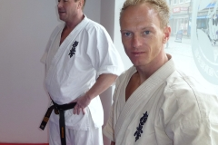Junior & Senior classes with Sensei Robert & Sensei Lee